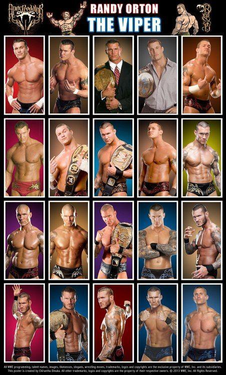 Randy Orton Evolution #ApexPredator #TheViper #RKO