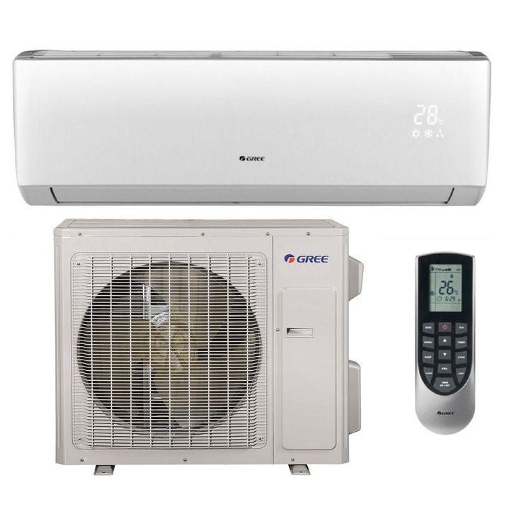 Vireo 30,000 BTU 2.5 Ton Ductless Mini Split Air Conditioner and Heat Pump - 208-230-Volt/60Hz, White