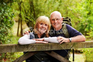 elderly couple photography poses | Elderly Couple in the Outdoors