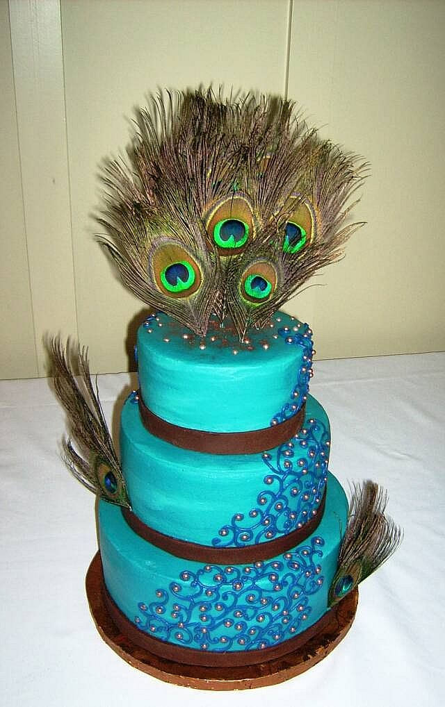 16 best Peacock theme sanjee images on Pinterest | Peacock ... Quinceanera Peacock Cake
