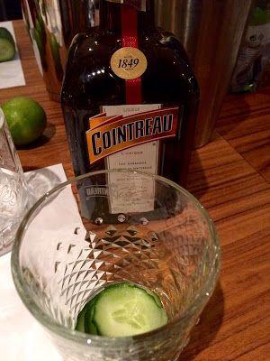 Jemy Pijemy : Cointreauversyjne warsztaty na temat Cointreau :)
