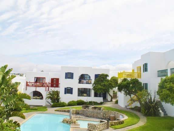 Club Mykonos Resort - Village - Set in a unique Greek inspired destination along the West Coast of South Africa, the Village at the Club Mykonos Resort lies between the Health & Leisure centre and the beachfront.Well equipped for self-catering, ... #weekendgetaways #langebaan #southafrica
