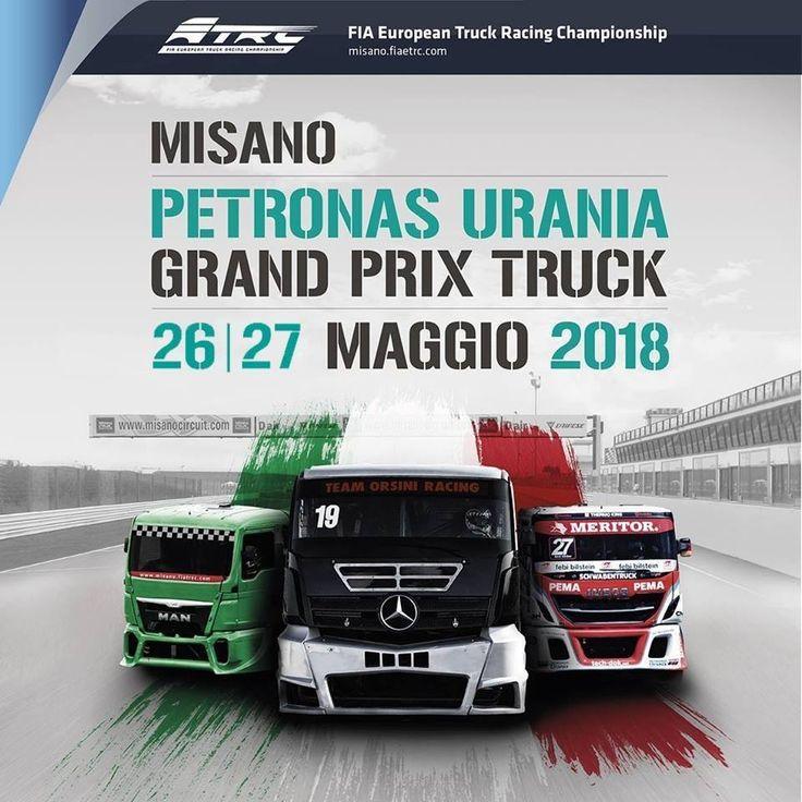 "czech-trucker:  "" MISANO PETRONAS URANIA GRAND PRIX TRUCK 2018 http://www.misanocircuit.com/biglietteria/truck/ … #misano #petronasurania #petronas #ceskytrucker #worldtruckracingpromotion #truckracing #fia #fiaetrc #etrc #grandprixtruck2018..."