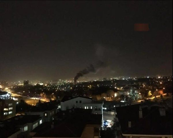 Ankara'da büyük patlama: ölü ve yaralılar var! - VİDEO