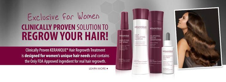 Keranique for Women #hair_regrowth_treatment