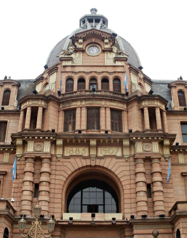 Estación Constitución Buenos Aires