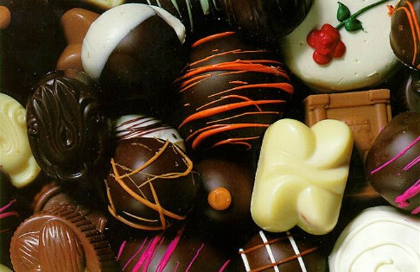 Chocolate Museum   Shopping   St.Petersburg