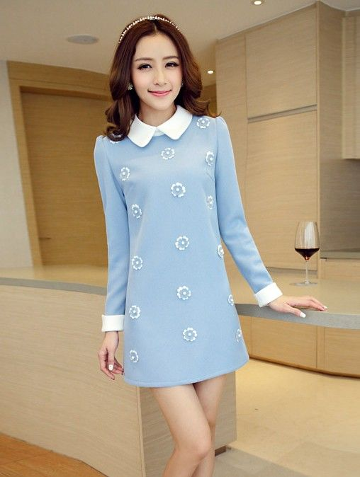 Cheap korean dresses