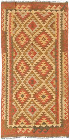 Dywan Kilim Afgan Old style 98x201