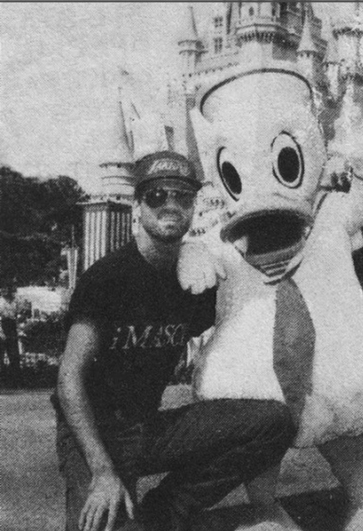 My only love  George Michael  Yog  Disneyland 1992