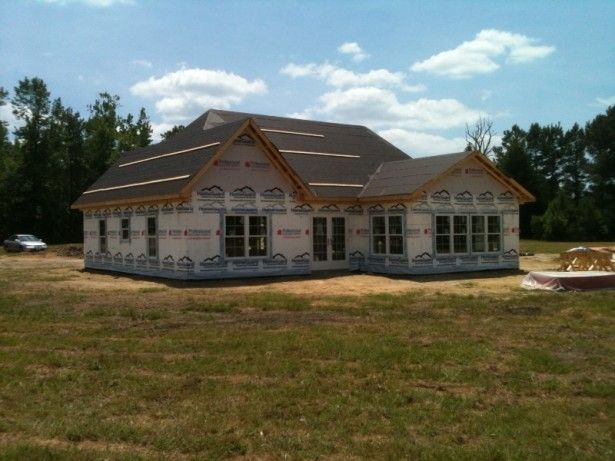 Brilliant icf home plans house framework construction for Icf house kits