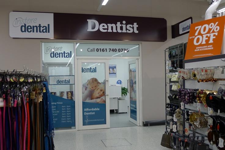 instore dentist