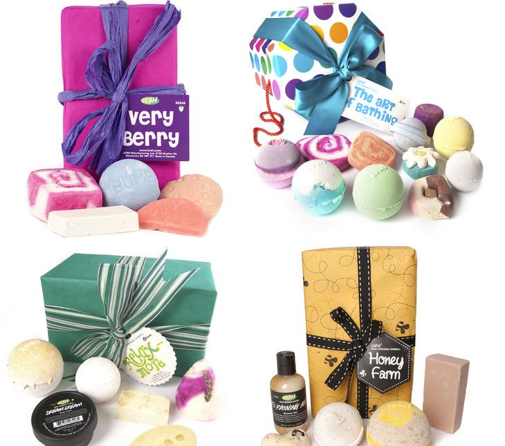 Spotlight on LUSH: Thoughtful Bridesmaid Gifts Your Girls Will Love. Visit www.modwedding.com for more wedding ideas.