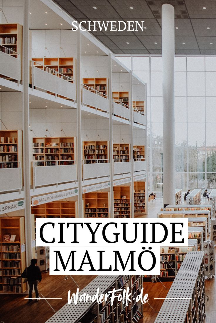Schweden: Reisetipps für deinen Städte-Trip nach Malmö
