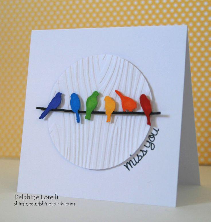 Shimmer and Shine - Rainbow birds