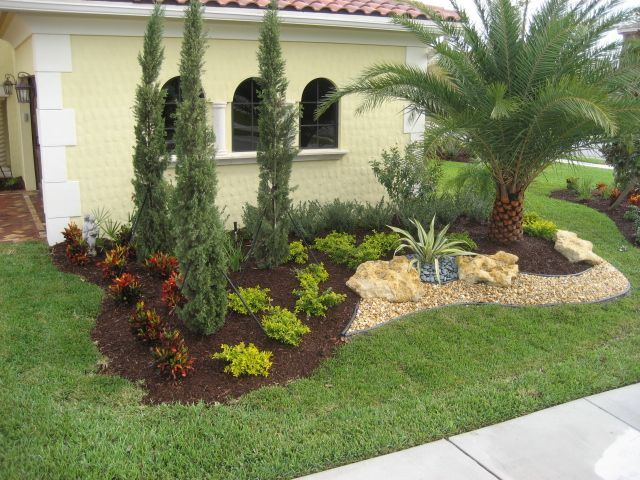 Florida Garden Design Home Design Ideas New Florida Garden Design