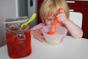 Plommonsylt med vanilj » Tre tjejer i köket