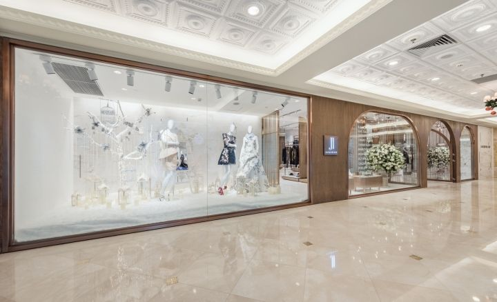 Jacqueline store by STUDIO PLP, Hanoi – Vietnam » Retail Design Blog