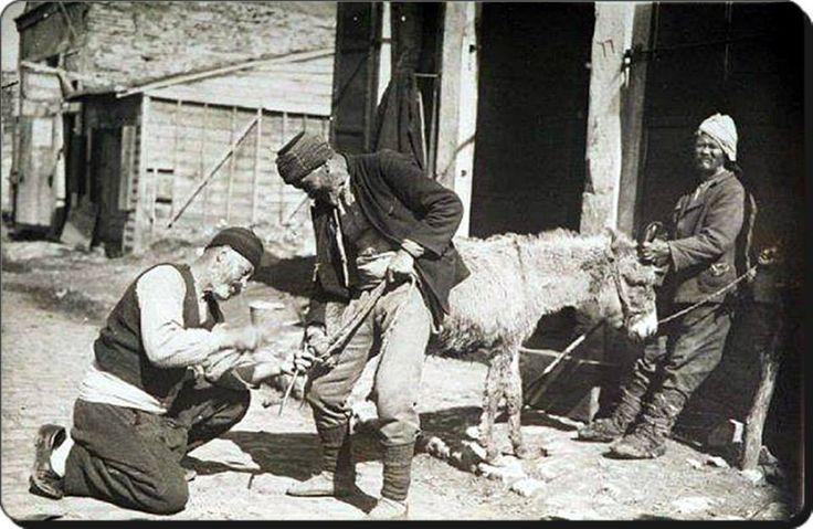Nalbant - 1900'ler