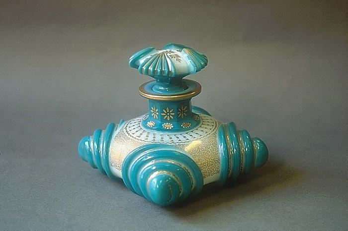 Flacon-coussin | Très rare. 1825