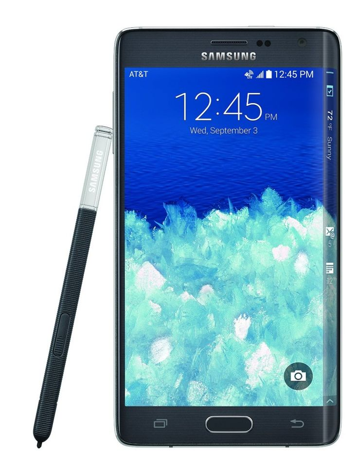 Samsung Galaxy Note Edge (Black) specification and prices in india |