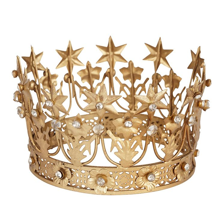 Decoration christmas crown lene bjerre min for Christmas crown decoration