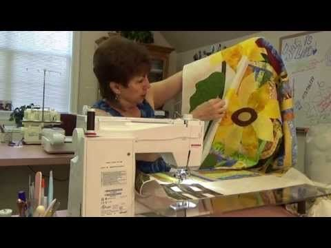 (20) Kissed by the Sun Applique - YouTube