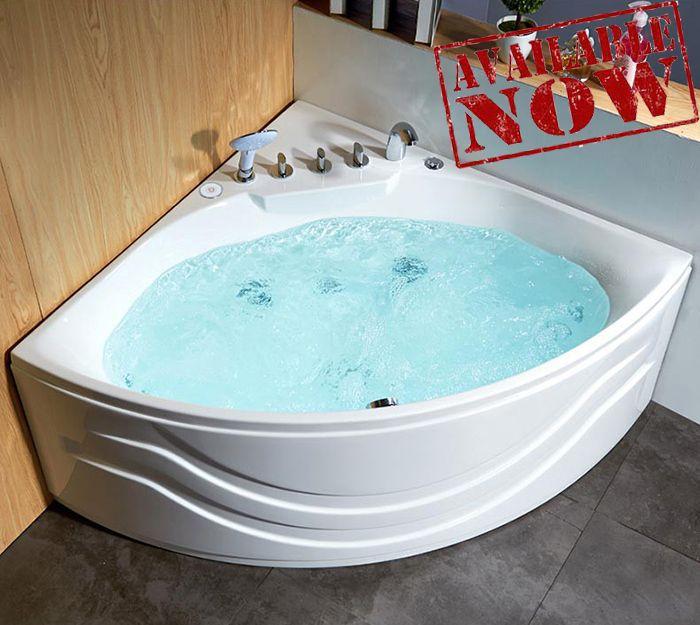 8 best Corner Bathtub With Motor SB-7518 images on Pinterest   Motors