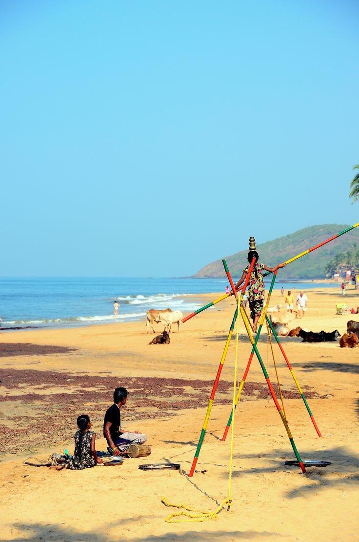 Calangute Beach, #Goa