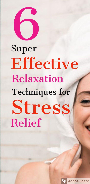 6 Relaxation Techniques in 2020   Relaxation techniques ...
