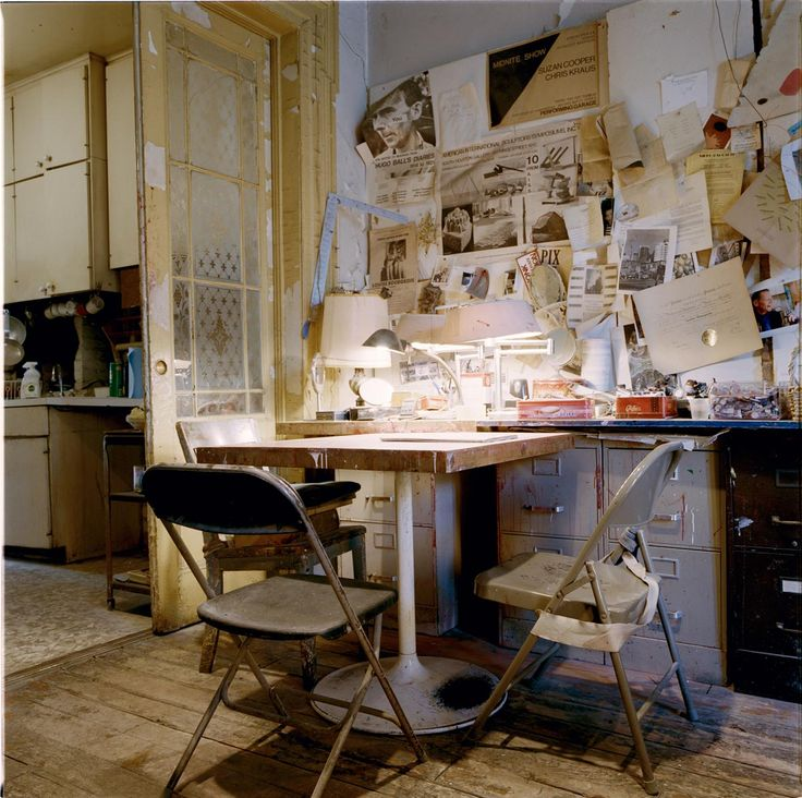 Louise Bourgeois, New York City