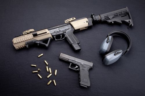 weaponzone: HERA Arms Triarii(Highgrade European Reasearch for small Arms)Credit: HeraArms