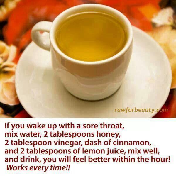 Soar Throat Cure 113