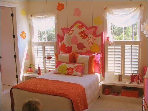 Die besten 25+ 10 year old girls room Ideen auf Pinterest - schlafzimmer orange