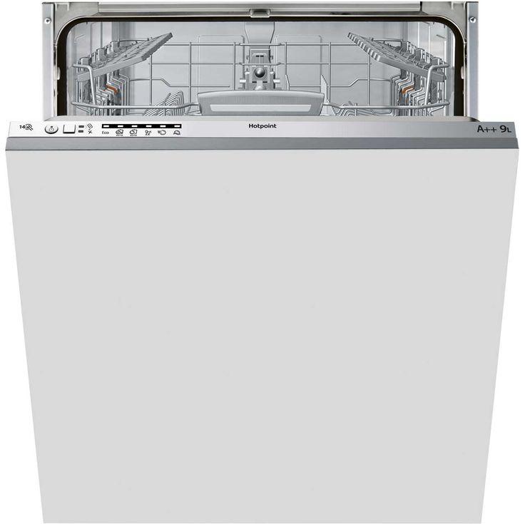 LSTB6M19_SS | Hotpoint slimline dishwasher | ao.com