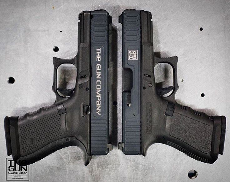 #cerakoteMADness for @thegunco -- Gen 3 and 4 G19's with our universal Gen3/4 Magwell.  #ar10 #madeintheusa #gunsdaily #gunsofinstagram #gunporn #pewpew #gunfanatics #sickguns #defendthesecond #weapons #weaponsreloaded #gunphotography #igmilitia #murica #firearms #gundose #military #militaryarms #weaponsdaily #dailybadass #gunlife #gunchannels #glock #g17 #g19 #gen3 #glockfanatics #MADcustomcoating
