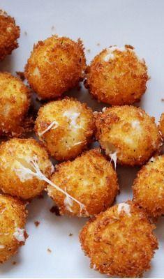 Balls of Cheesy Goodness Recipe