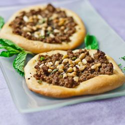 Middle Eastern Meat Pies.