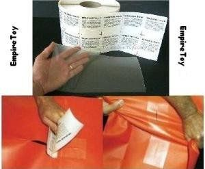 """Rv Camper Awning Canvas Cloth Tent Hole Repair Patch - Tear Aid 6"""" X 12"""" Patch A, 2015 Amazon Top Rated Inflatable Bouncers #Toy"""