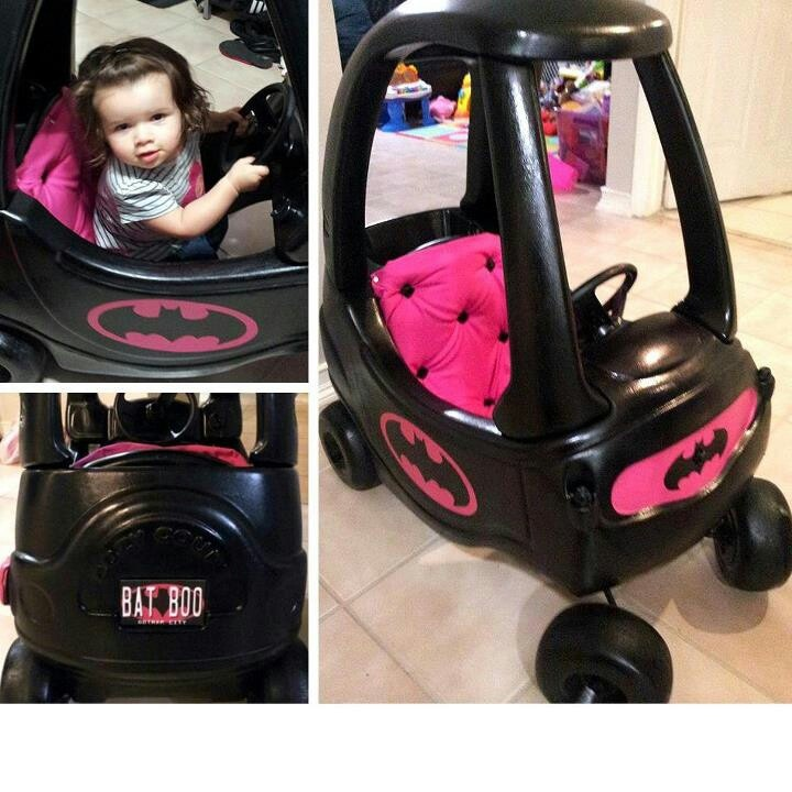 modded cozy coupe funny carskid