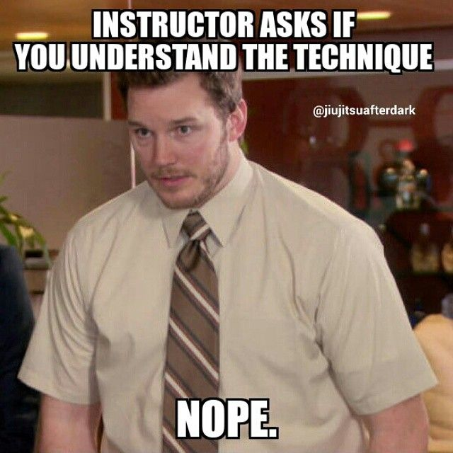 Being a white belt as an adult is harder than I thought.