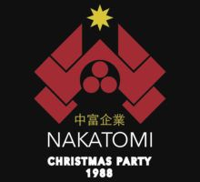 Nakatomi Corporation - Christmas Party Variant by Candywrap Design