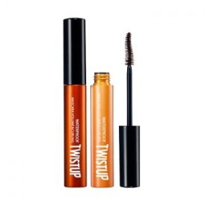 [CLIO] Waterproof TWISTUP Mascara 9g - Volume & Curling  ( 2Colors )