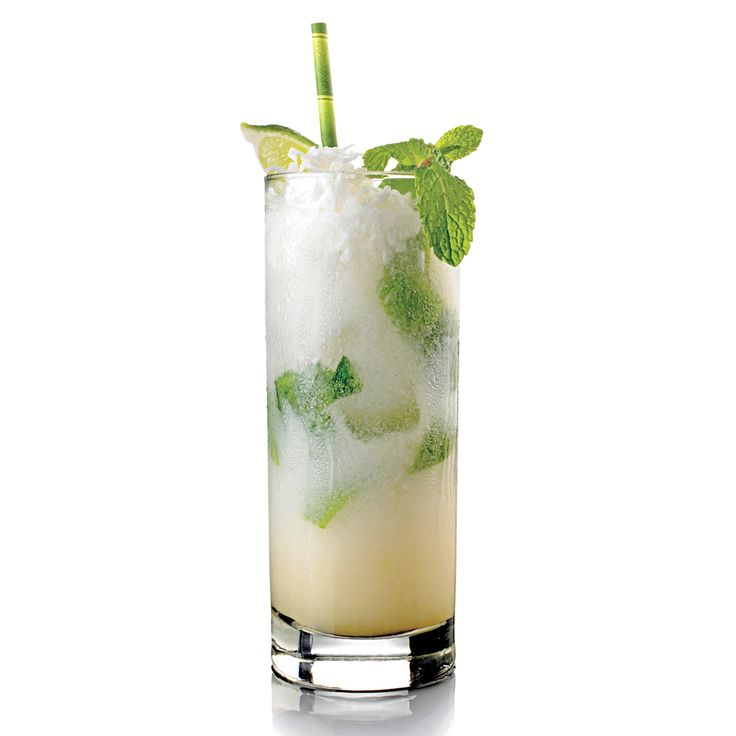 Coconut Mojito | Learn how to make Coconut Mojito . MyRecipes has 70,000+ tested recipes and videos to help you be a better cook