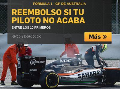 el forero jrvm y todos los bonos de deportes: betfair bono 25 euros GP Australia F1 20 marzo 201...