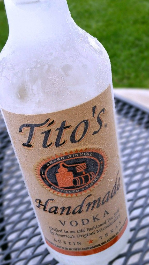 Looking for a refreshing vodka cocktail recipe? Look no further! This recipe is perfect...just make sure that you always use Tito's Vodka. It's the best!