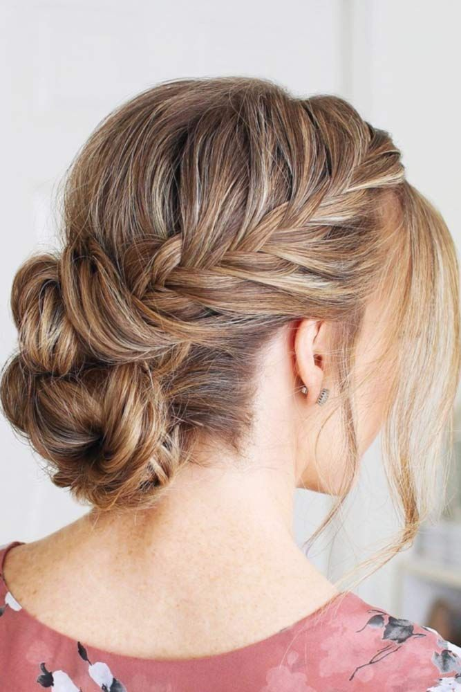 36 Amazing Graduation Hairstyles For Your Special Day Graduation Hairstyles Grad Hairstyles Hair Styles