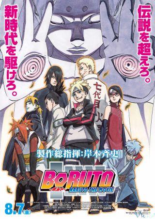 Đứa Con Ngỗ Nghịch Của Naruto - HD