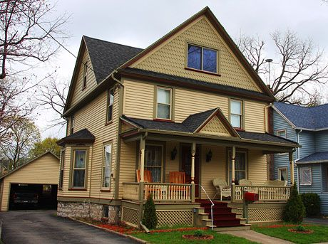 113 Best Images About Late Victorian Exterior Paint And Details On Pinterest Craftsman