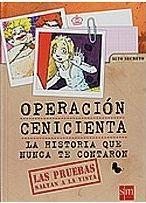 """""""  Operación Cenicienta. La historia que nunca te contaron"""" - Alan Durant (SM)"""